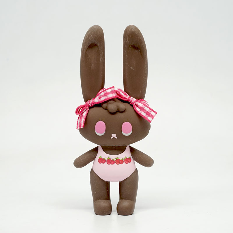 Pooltime Bunnies - Chocolate by Seulgie *SOLD*