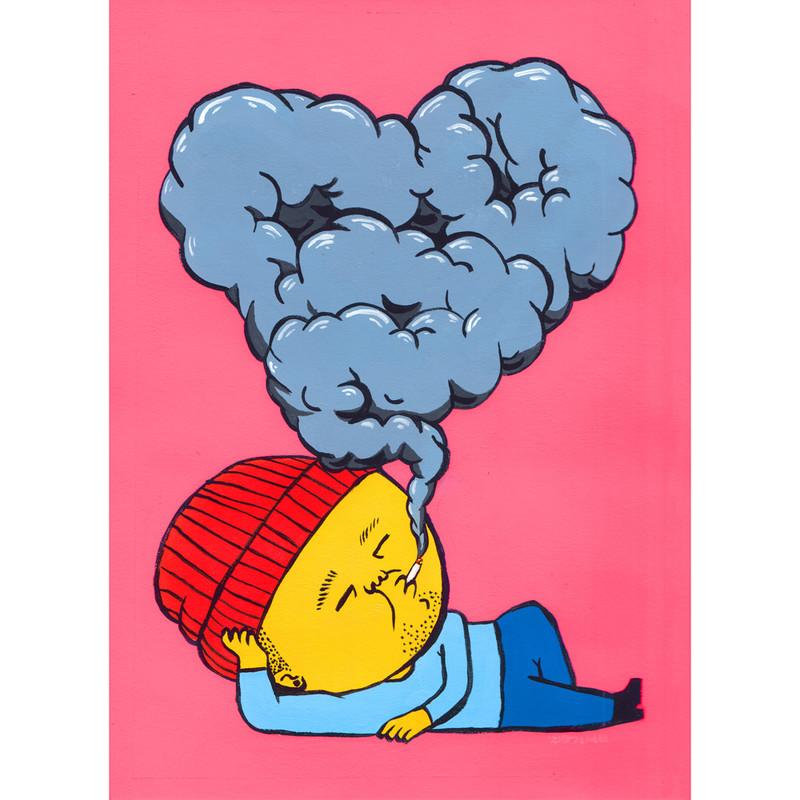 Smokin' Love by Geesubay