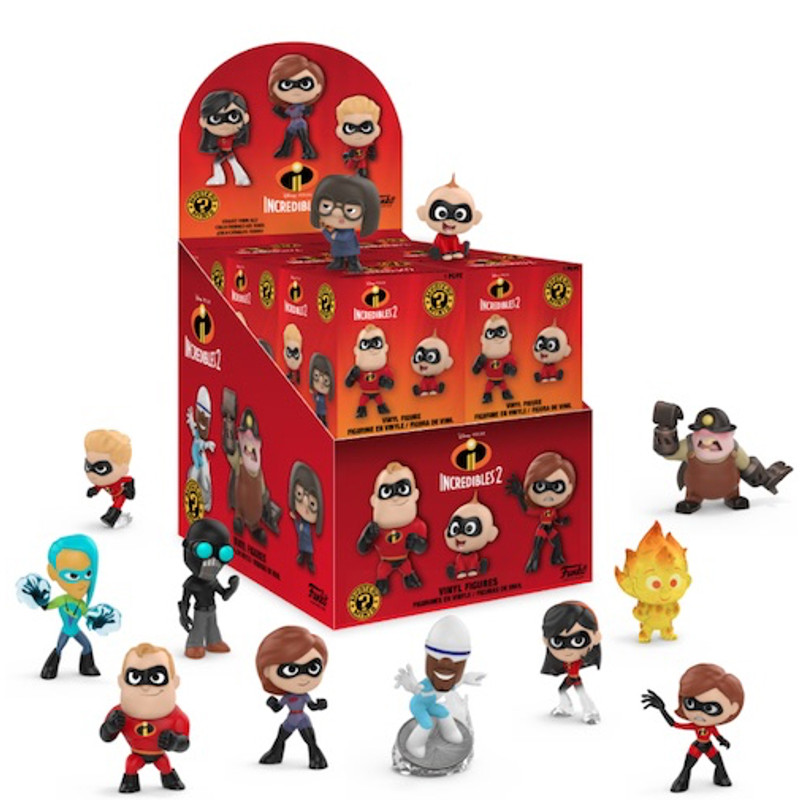 Incredibles 2 Mystery Mini Series : Blind Box