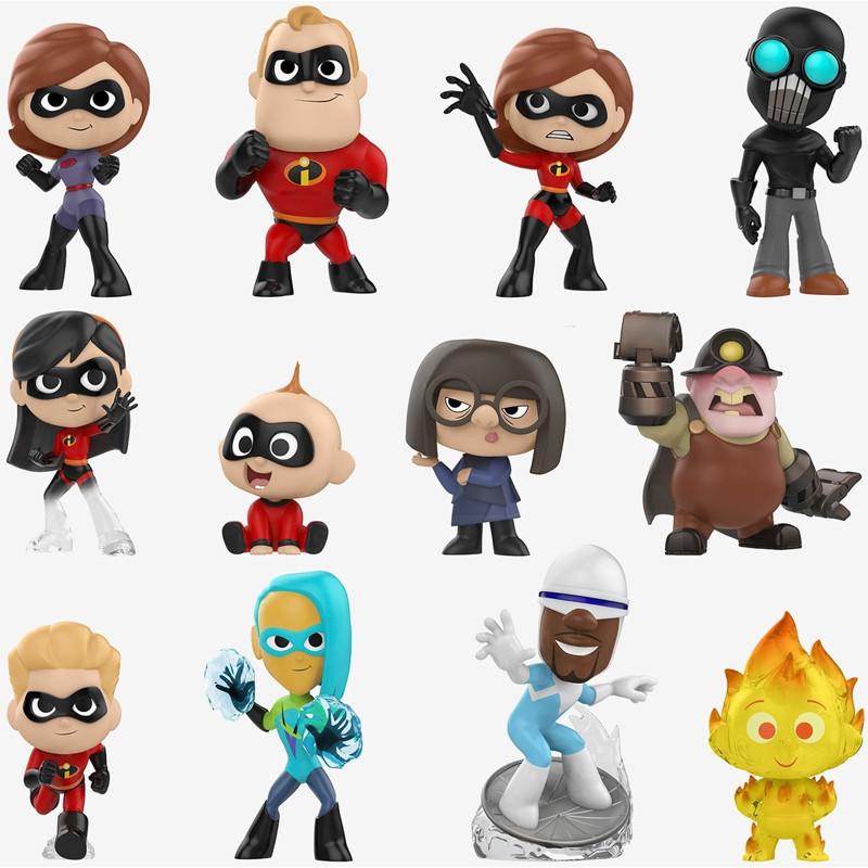 Incredibles 2 Mystery Mini Series : Blind Box