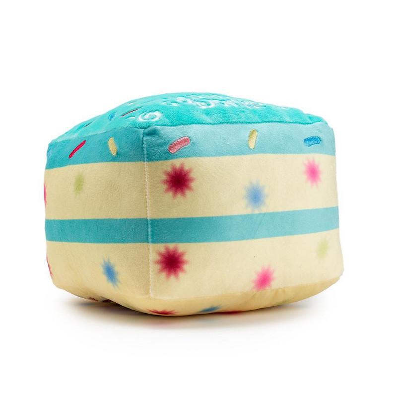 Yummy World 7 inch Plush : Finn Funfetti Cake