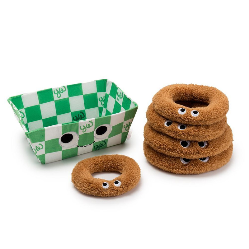 Yummy World 10 inch Plush : Oliver and the Rings