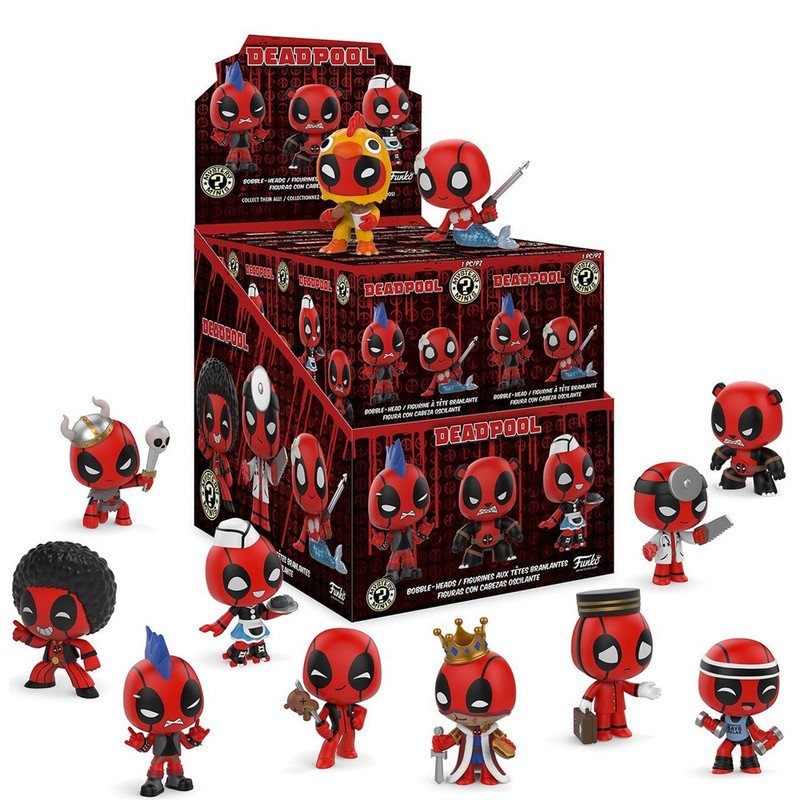 Deadpool Mystery Mini Series : Blind Box