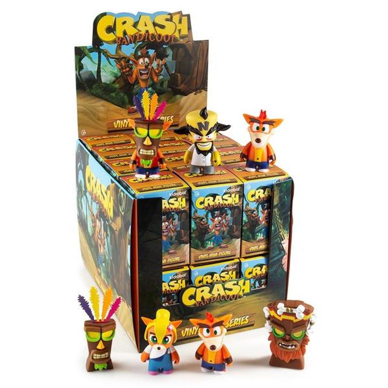 Crash Bandicoot Mini Series : Blind Box