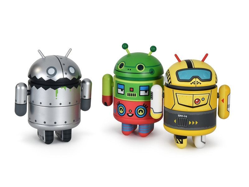 Android Mini Robot Revolution : Case of 16
