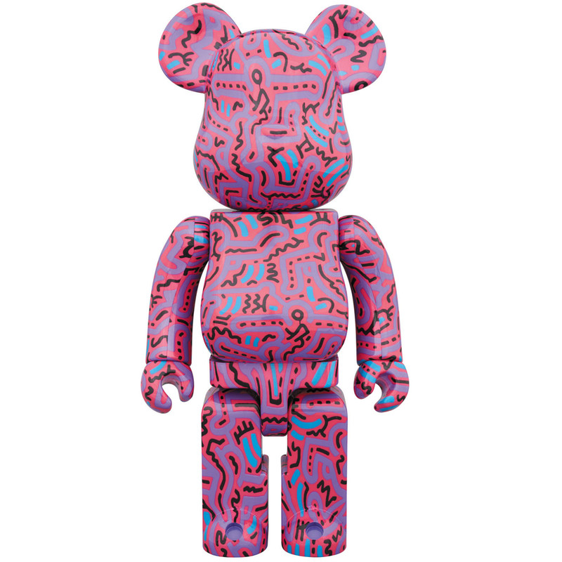 Be@rbrick 1000% : Keith Haring 2 PRE-ORDER SHIPS SEP 2018