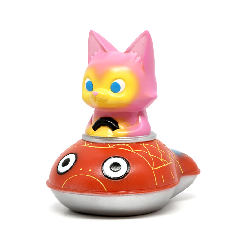 Wonder Vehicle : Fish Boat