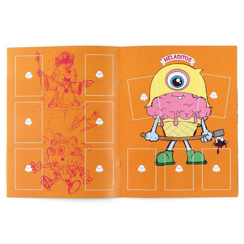 Heladitos Sticker Album