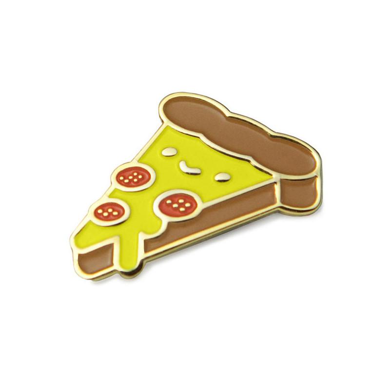 Pizza Forever Enamel Pin