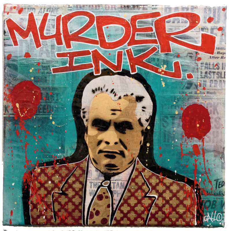 Murder Ink by Mike Gallo