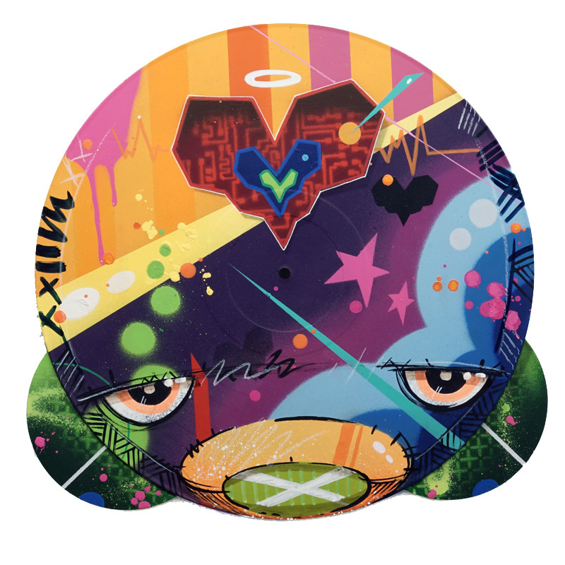 Max Mask by Eric Orr & Bio Tats Cru