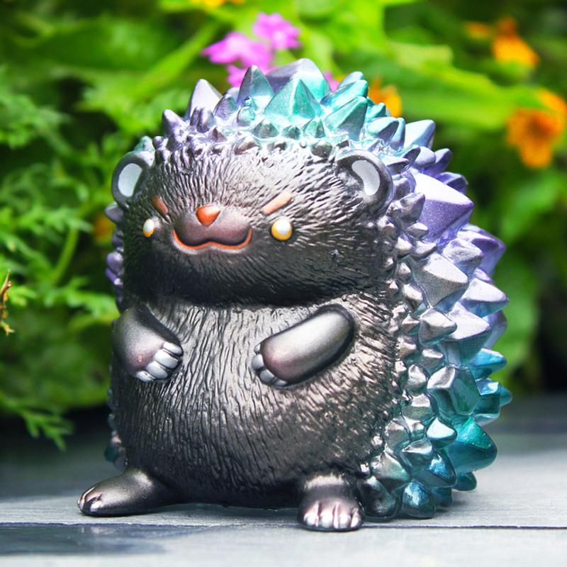 Hogkey the Crystal Hedgehog : Obsidian SHIPS AUG 2018