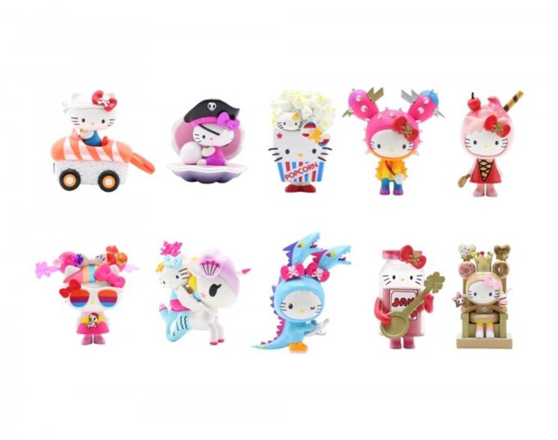 Tokidoki X Hello Kitty Mini Series 2 : Blind Box