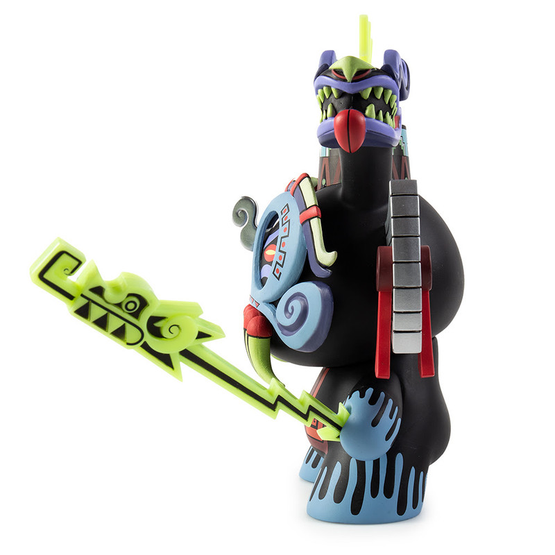 Dunny 8 inch : Tlaloc