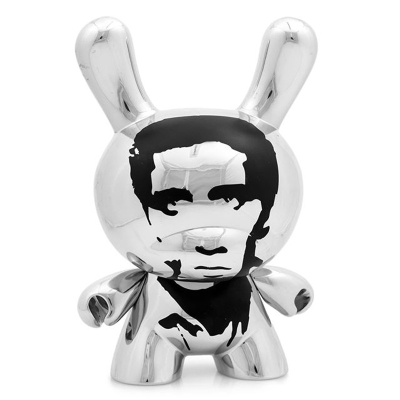 Andy Warhol 8 inch Masterpiece Dunny :  Elvis PRE-ORDER SHIPS IN AUG 31 2018