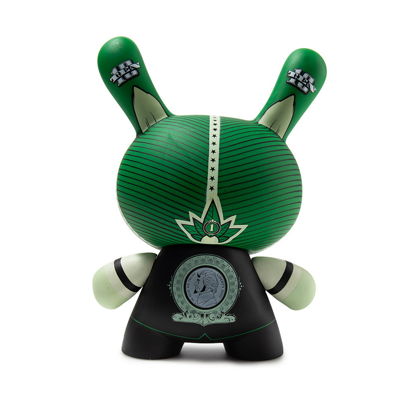Dunny 5 inch : Cash Wolf
