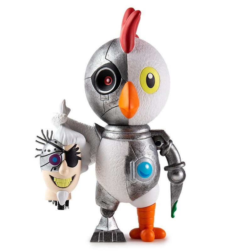 Adult Swim Robot Chicken Medium Figure