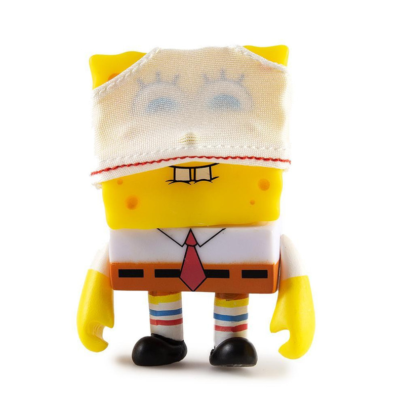 Nickelodeon Many Faces of Spongebob Mini Series : Blind Box