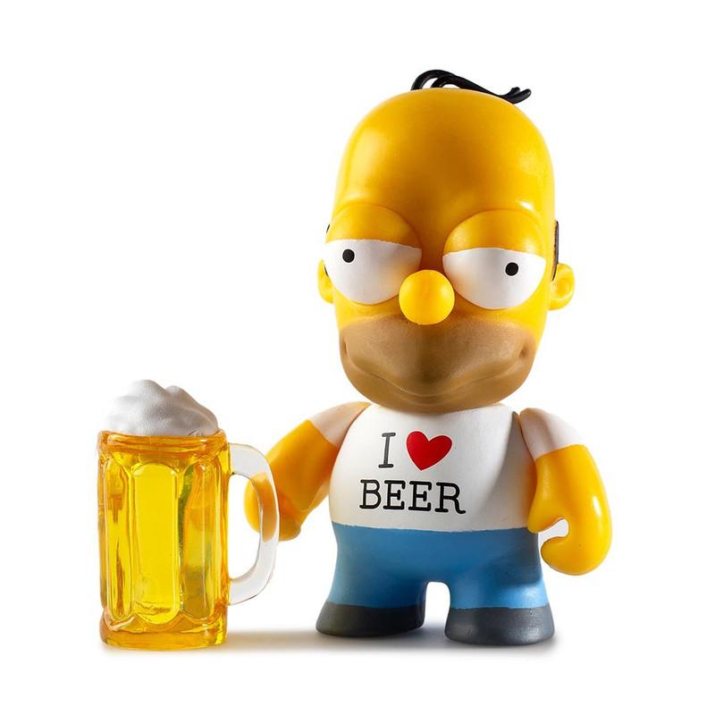 The Simpsons Moe's Tavern Mini Series : Blind Box