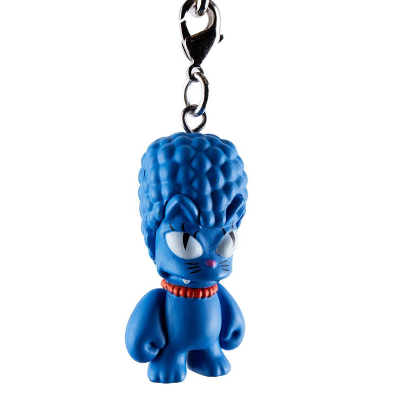The Simpsons CRAP-TACULAR! Keychain Series : Case of 24