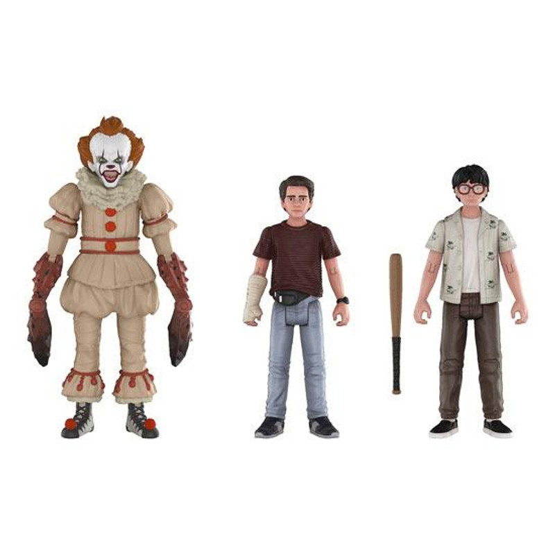 IT Action Figure 3 Pack : Pack 3