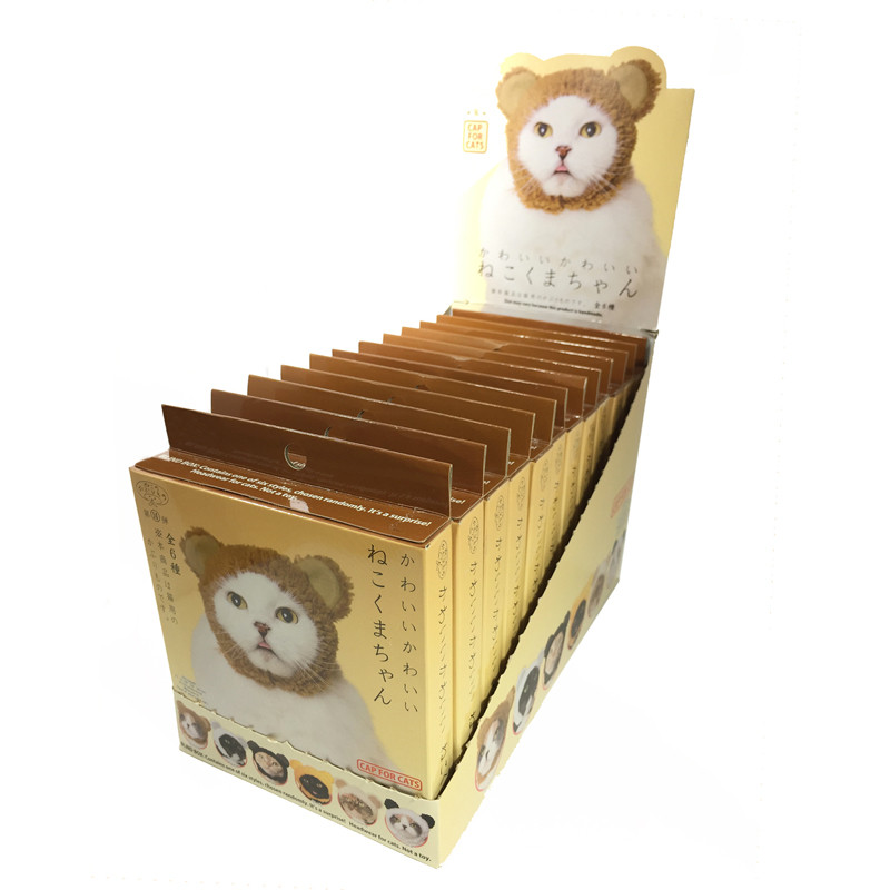 Cat Cap Bear  : Blind Box