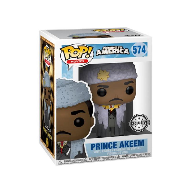 Pop! Movies Coming to America : Prince Akeem