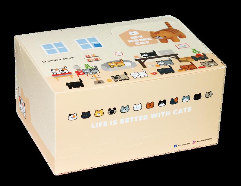 My Home Cat Mini Series : Blind Box