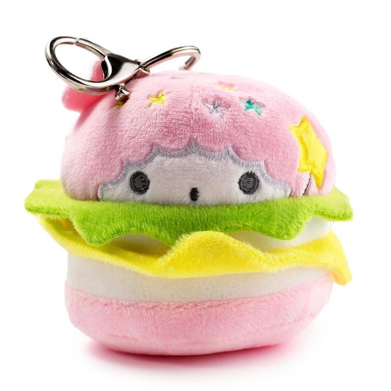 Hello Sanrio Plush Burger Charms : Blind Box