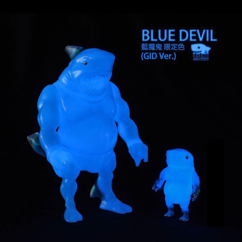 Shark Boy : Blue Devil GID