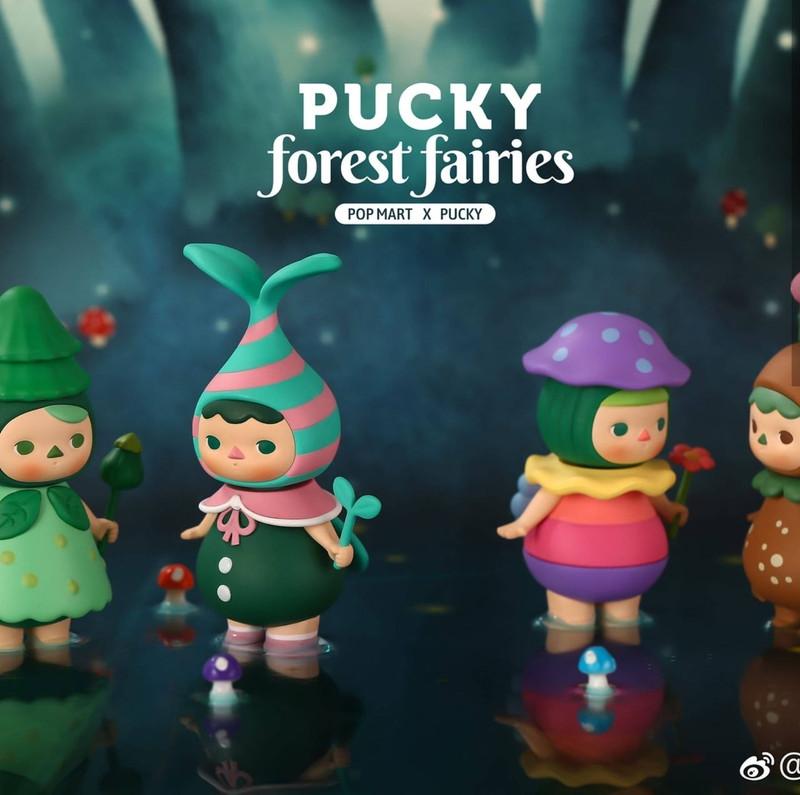 Pucky Forest Fairies Mini Series : Blind Box