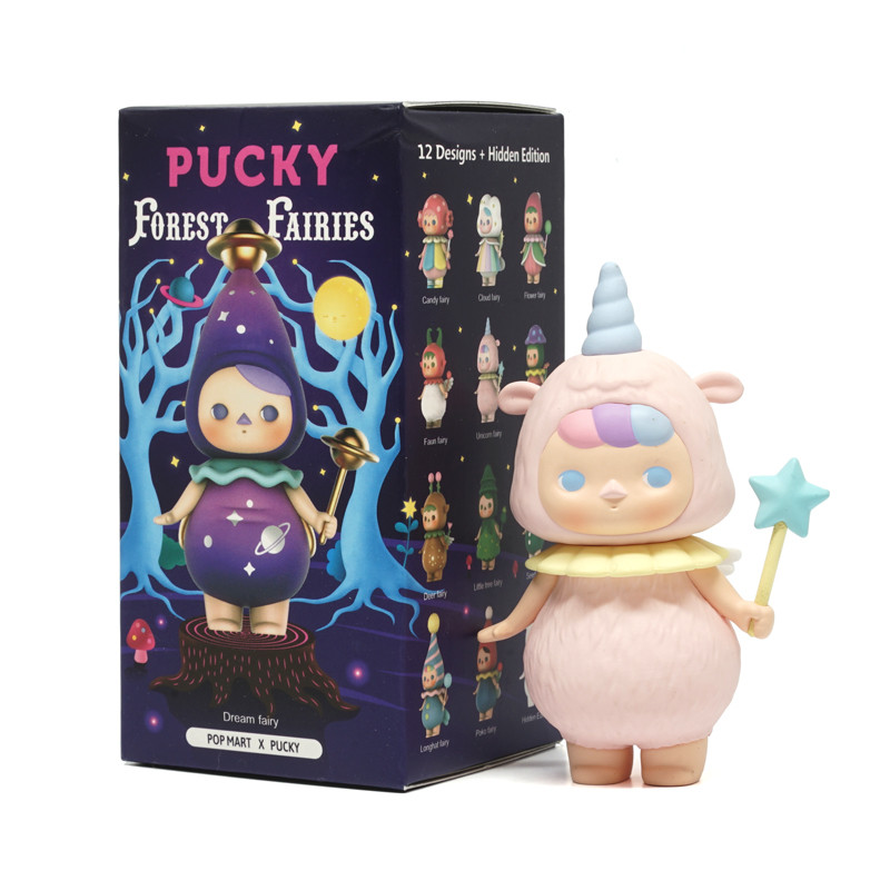 Pucky Forest Fairies Mini Series : Blind Box