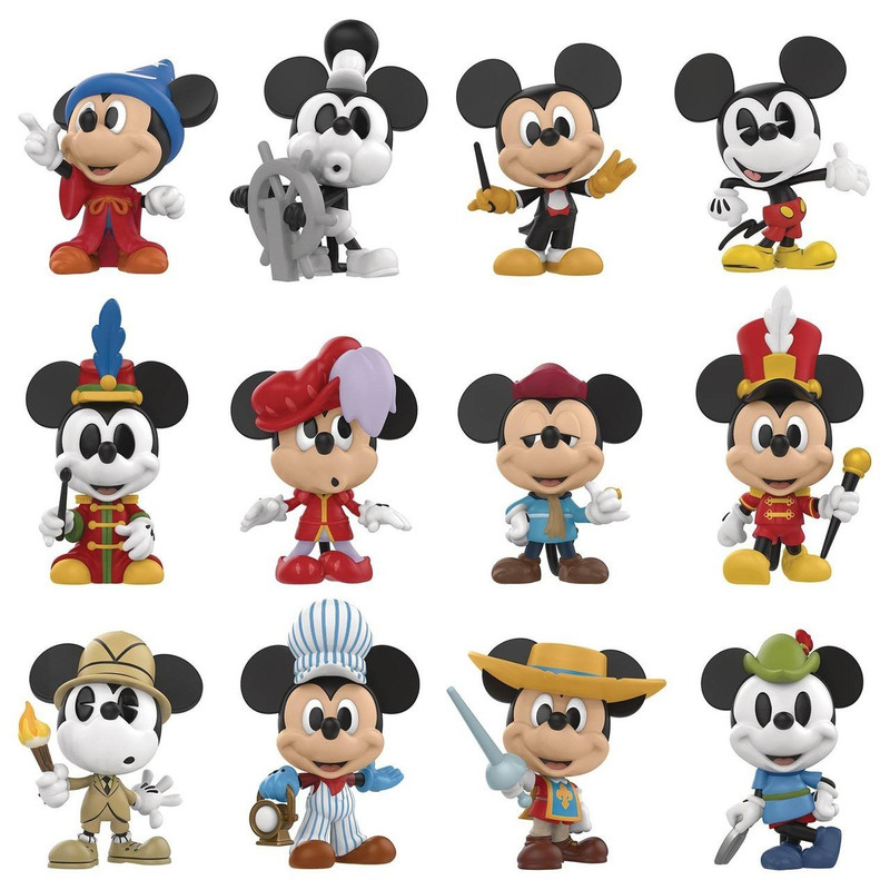 Mickey's 90th Minis : Random Assortment