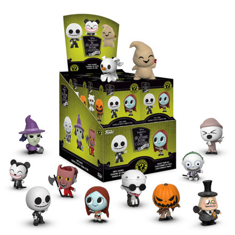 The Nightmare Before Christmas 25th Anniversary Mystery Mini Series : Blind Box