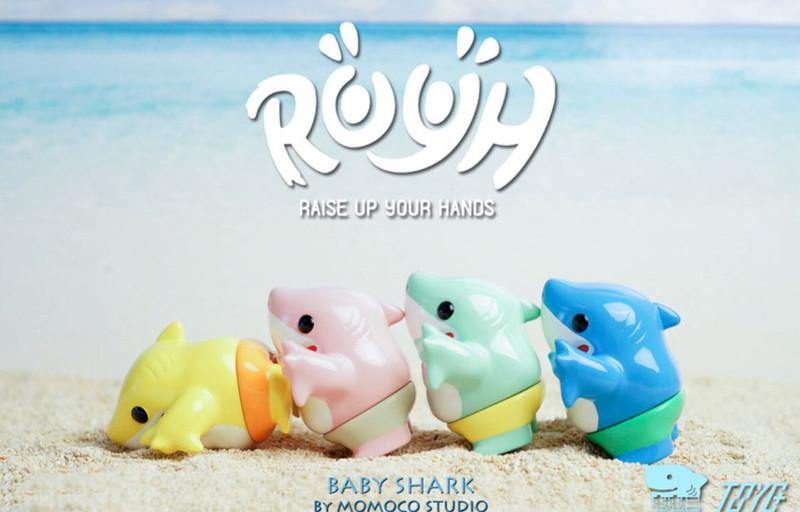 R.U.Y.H. Baby Shark Mini Series : Blind Box