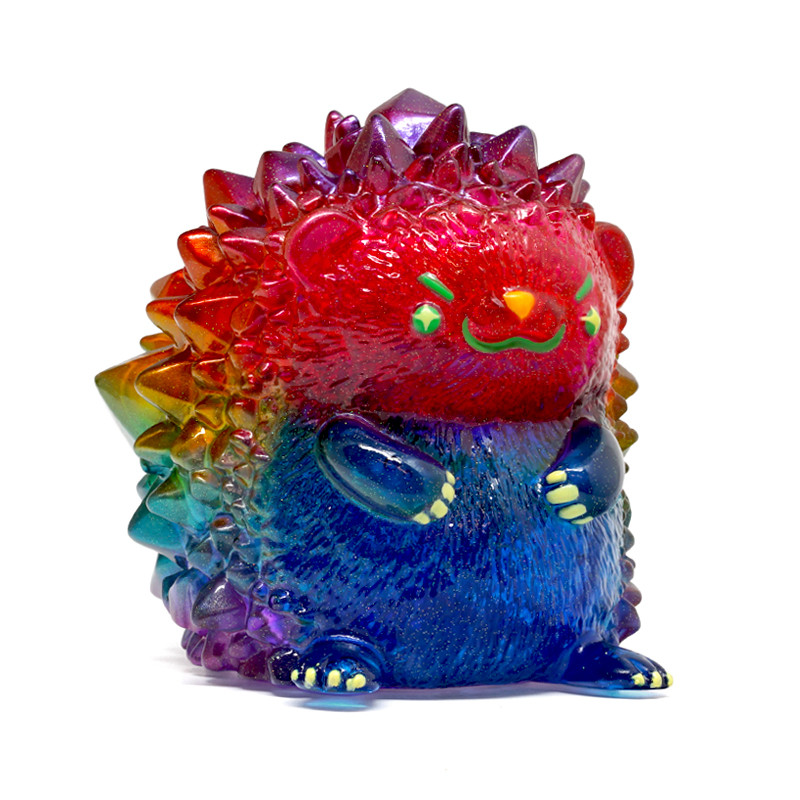 Hogkey the Crystal Hedgehog : Saturday Night Fever
