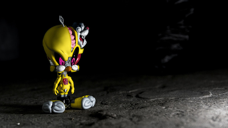 Get Animated : Tweety