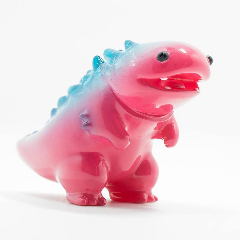 Lumisofvi : Lighty Pink Set (Mini Figure with Light-up Car + Base) PRE-ORDER SHIPS MAY 2019