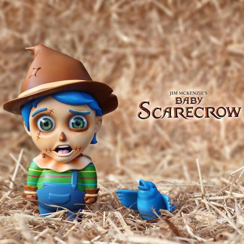 Baby Scarecrow Set PRE-ORDER SHIPS NOV 2018