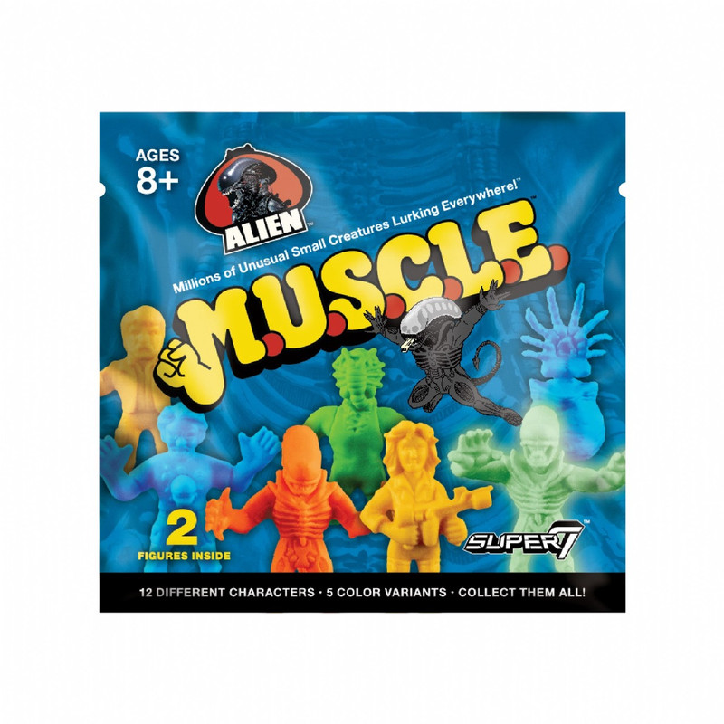Alien M.U.S.C.L.E. : Foil Blind Bag