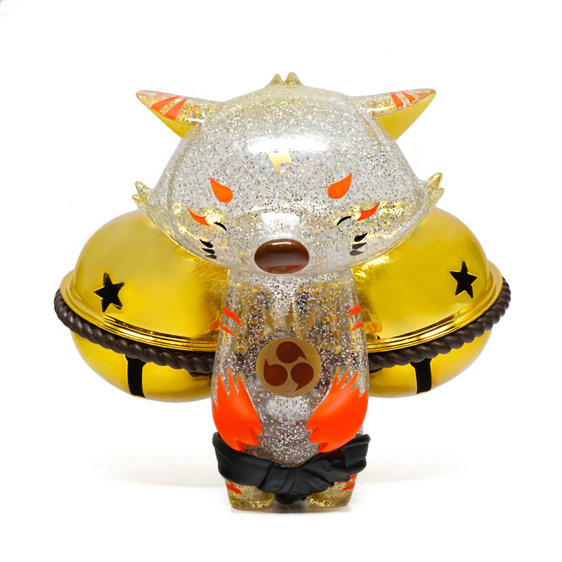 Jobi the Moon Fox : Monitor Braveheart Edition