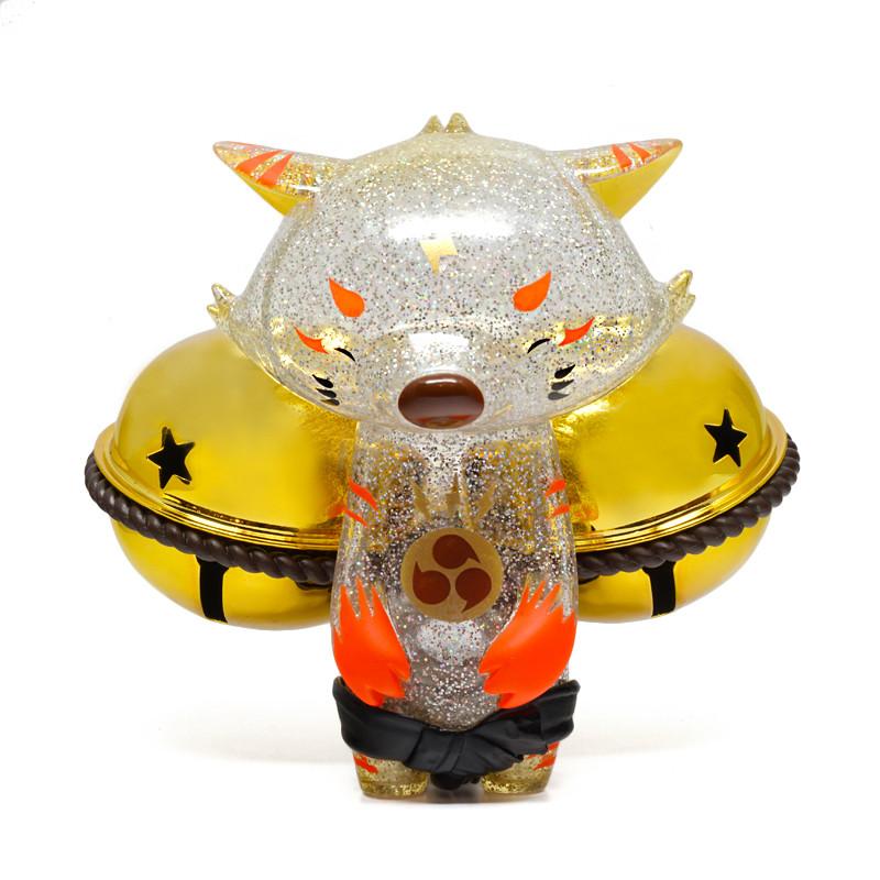 Jobi the Moon Fox : Monitor Braveheart Edition