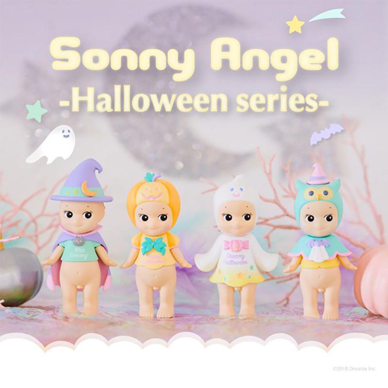 Sonny Angel Halloween Series 2018 : Blind Box