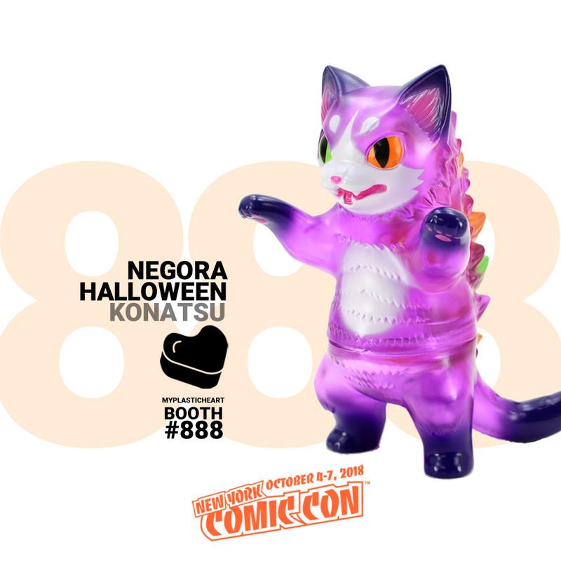 NYCC 2018 Konatsu Halloween Set