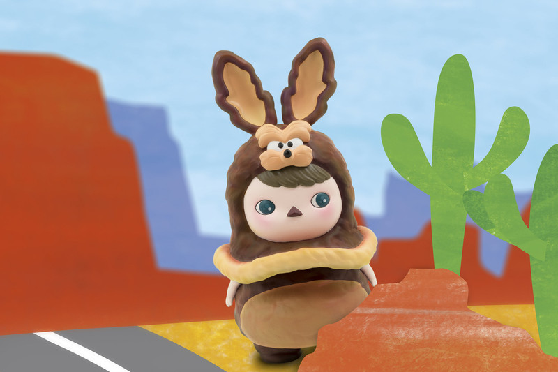 Get Animated : Wile E. Coyote