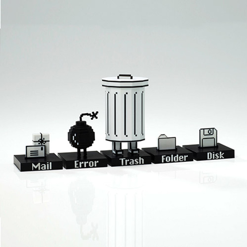 Trashbot and Friends
