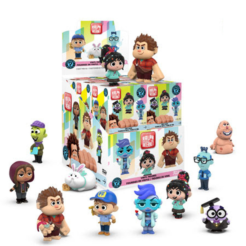 Ralph Breaks the Internet Mini Series : Blind Box