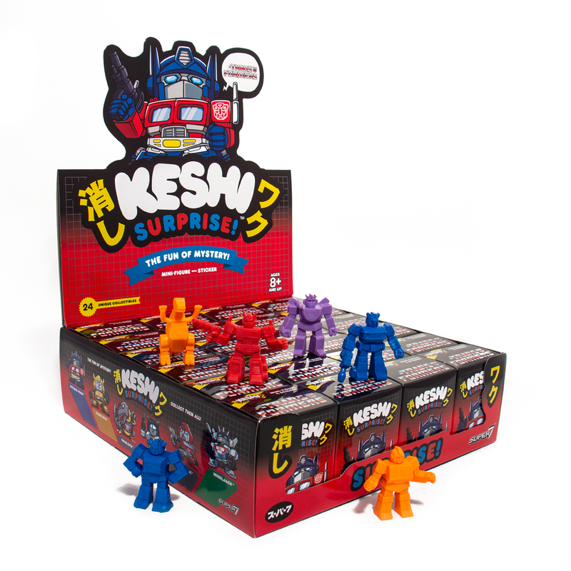 Transformers Keshi Surprise - Autobots : Blind Box