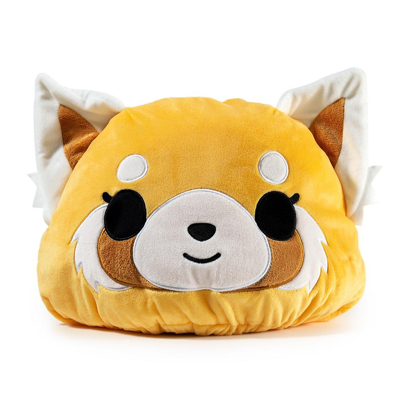 Aggretsuko Reversible Medium Plush