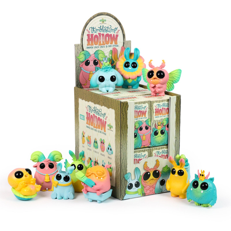 Thimblestump Hollow Series 2  Birthday Party Edition : Blind Box